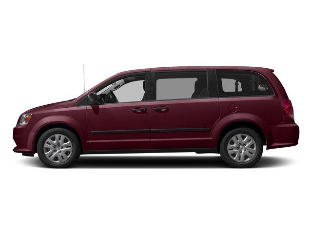 2017 Dodge Grand Caravan SXT Mini-van, Passenger