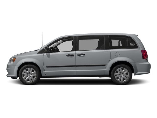 2017 Dodge Grand Caravan SXT Mini-van, Passenger