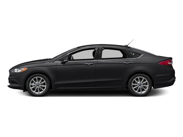 2017 Ford Fusion SE Luxury EcoBoost 4dr Car