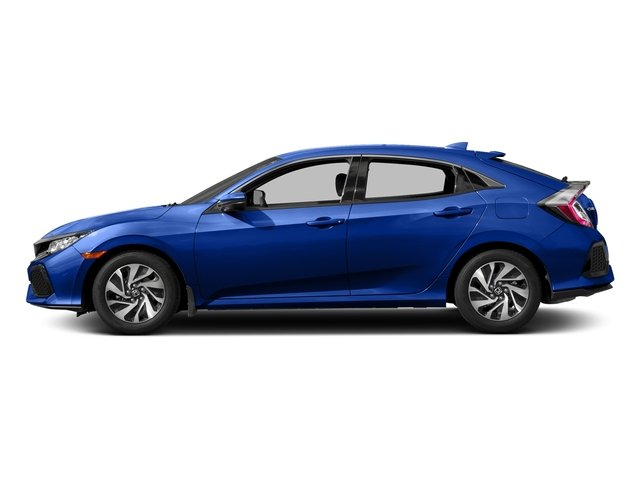 2017 Honda Civic Hatchback at Tarrytown Honda
