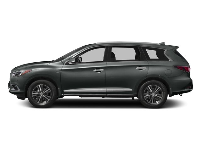 2017 INFINITI QX60 Base F01 DRIVER ASSISTANCE PACKAGE  -inc Auto Side Dimming Mirrors  Intellige