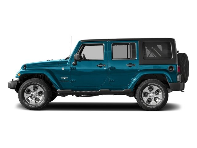 Used 2017 Jeep Wrangler Unlimited in Alamogordo, NM