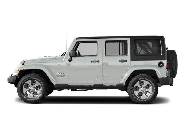 2017 Jeep Wrangler Unlimited Sahara