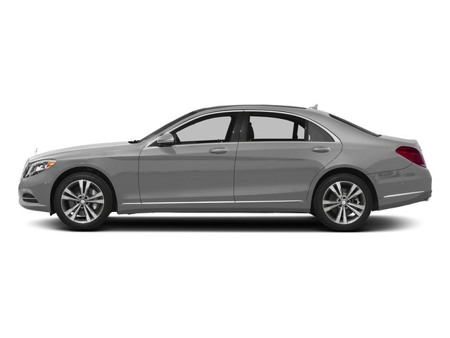 2017 Mercedes S-Class S 550e Plug-In Hybrid Sedan Turbocharged Rear Wheel Drive Air Suspension A