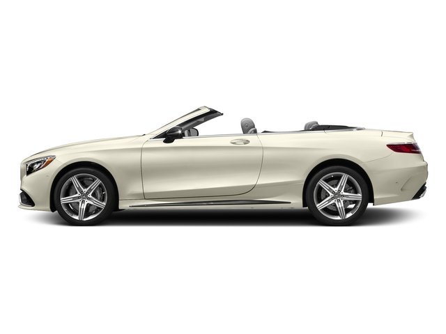 2017 Mercedes S-Class AMG S 63 Cabriolet Turbocharged All Wheel Drive Air Suspension Active Susp