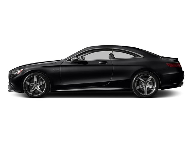 2017 Mercedes S-Class AMG S63 Coupe Turbocharged All Wheel Drive Air Suspension Active Suspensio