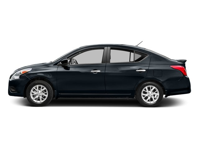 2017 Nissan Versa Sedan S Plus 4dr Car