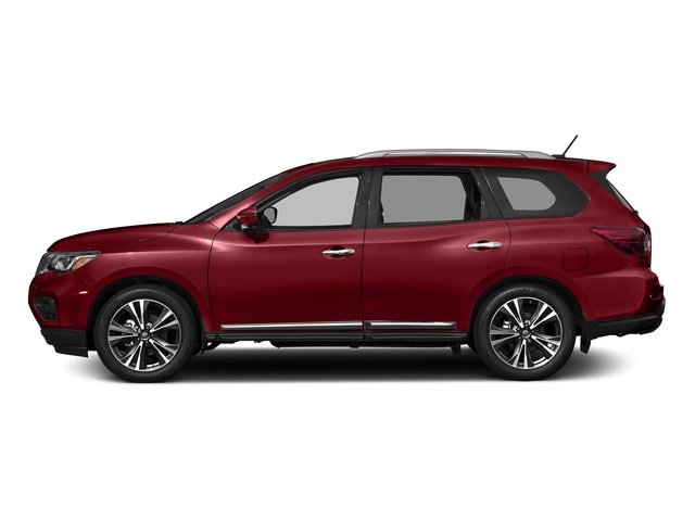 2017 Nissan Pathfinder Platinum Sport Utility