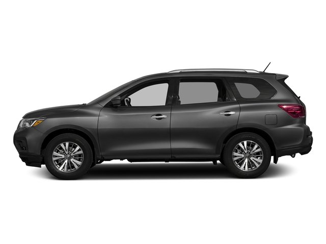 2017 Nissan Pathfinder S Sport Utility