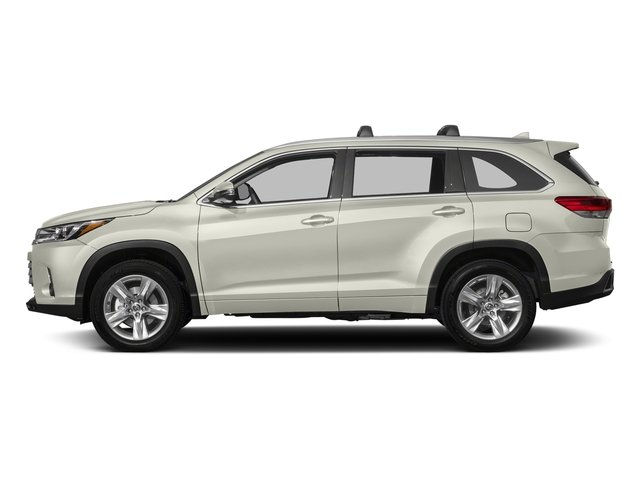 2017 Toyota Highlander Limited Platinum V6
