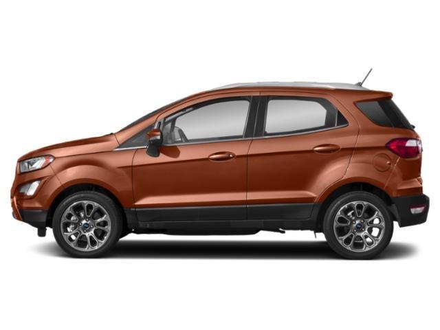 2018 Ford EcoSport Titanium Sport Utility