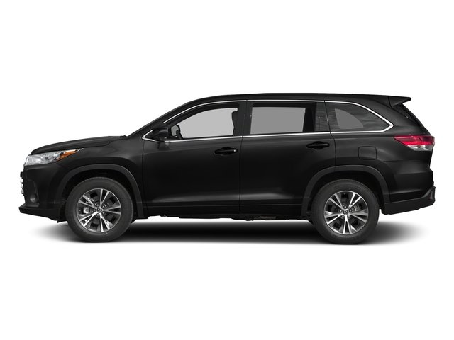 Toyota New Cars >> 2018 Toyota Highlander Le