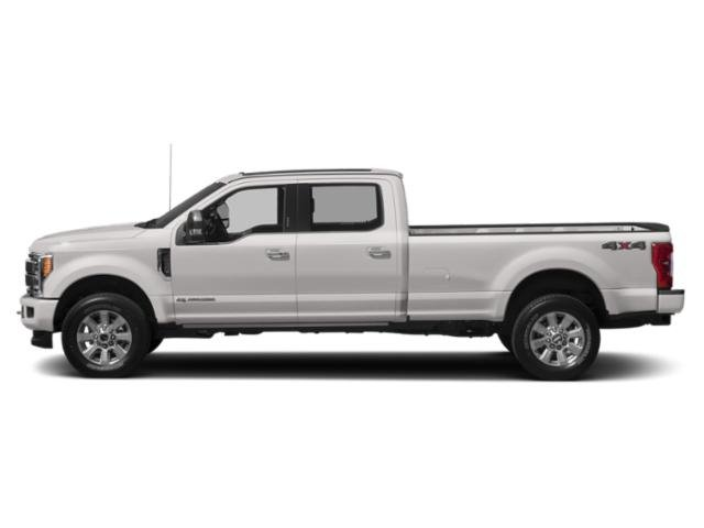 2019 Ford Super Duty F-350 SRW Platinum