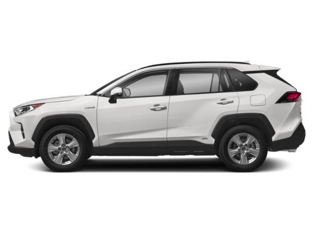 2019 Toyota RAV4 Hybrid Hybrid LE