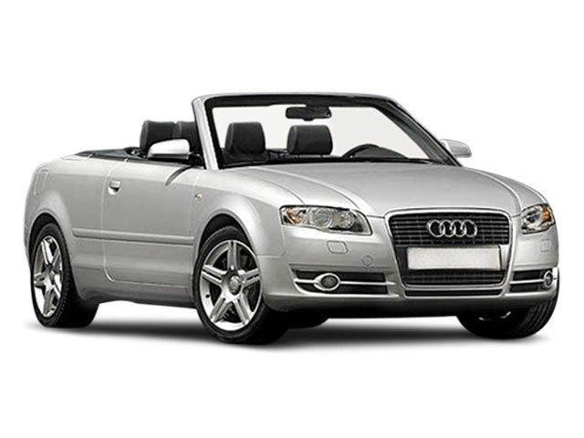 2008 Audi A4 2.0T 2dr Cabriolet Auto 2.0T quattro Gas I4 2.0L/121 [0]