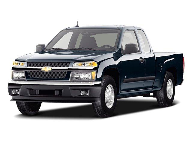 """2008 Chevrolet Colorado LT w/1LT 4WD Ext Cab 125.9"""" LT w/1LT Gas 5-Cyl 3.7L/226 [19]"""