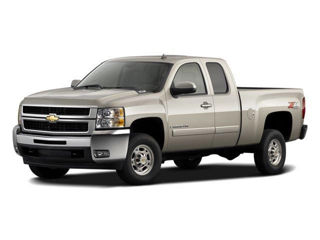 "2008 Chevrolet Silverado 2500HD Work Truck 2WD Ext Cab 157.5"" Work Truck Turbo-Charged Diesel V8 6.6L/403 [5]"