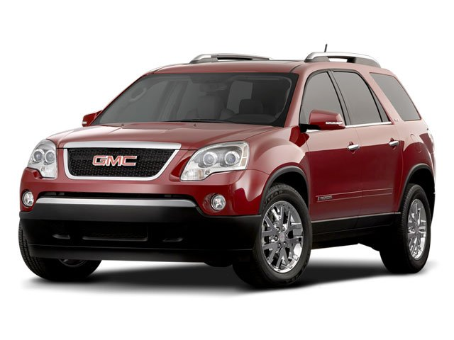 2008 GMC Acadia SLT1 TRAILERING EQUIPMENT  includes V08 heavy-duty cooling and VR2 trailer hitc