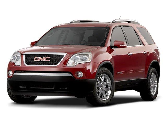 2008 GMC Acadia SLT1 AWD AWD 4dr SLT1 Gas V6 3.6L/220 [8]