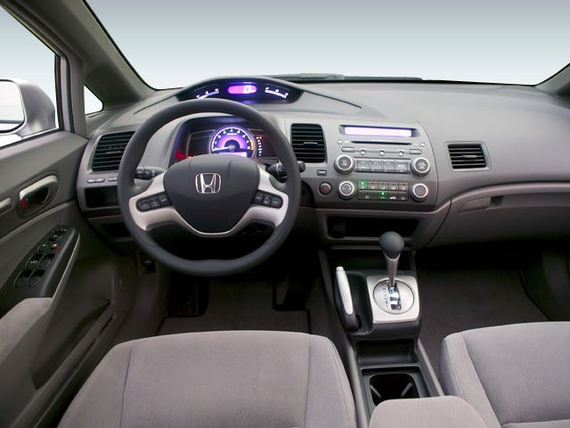 Used 2008 Honda Civic Sedan in Bastrop, LA