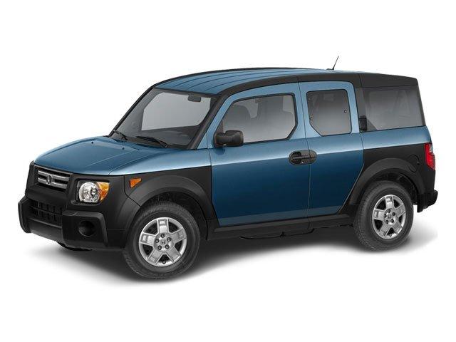 2008 Honda Element LX 2WD 5dr Auto LX Gas I4 2.4L/144 [19]
