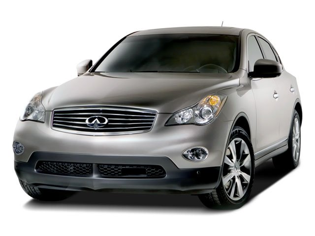 2008 INFINITI EX35 Journey AWD 4dr Journey Gas V6 3.5L/ [0]