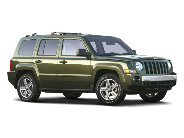 2008 Jeep Patriot Limited 4WD 4dr Limited Gas I4 2.4L/144 [1]