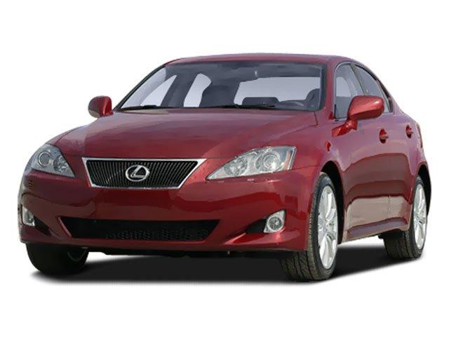2008 Lexus IS 250 250  Gas V6 2.5L/152 [18]