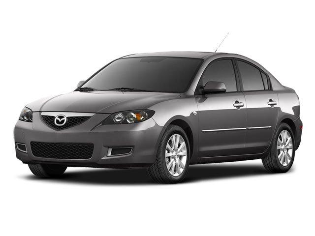 2008 Mazda Mazda3 i Touring Value 4dr Sdn Man i Touring Value Gas I4 2.0L/122 [1]
