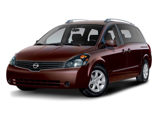 2008 Nissan Quest 35 S Front Wheel Drive Tires - Front All-Season Tires - Rear All-Season Power