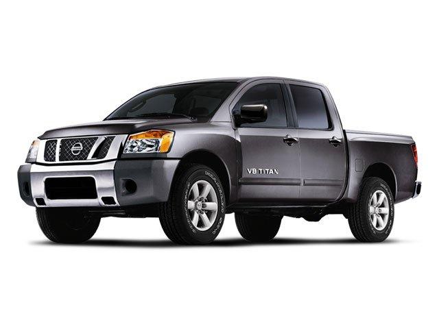 2008 Nissan TITAN  Gas V8 5.6L/339 [2]
