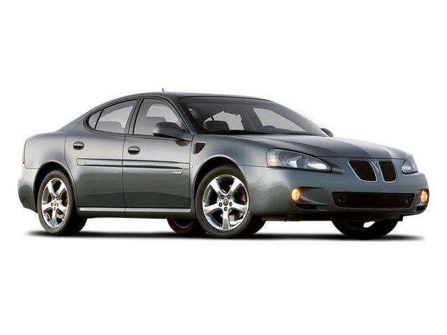 Used 2008 Pontiac Grand Prix Base Sedan