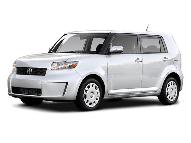2008 Scion xB XB 5dr Wgn Auto Gas I4 2.4L/144 [0]