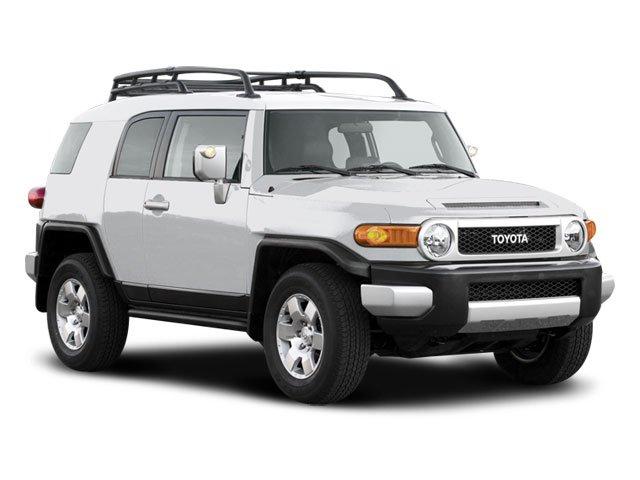 2008 Toyota FJ Cruiser Base 4WD 4dr Auto Gas V6 4.0L/241 [10]