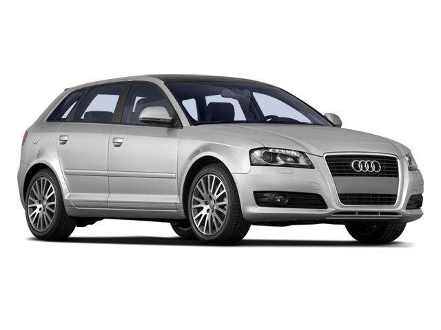 2009 Audi A3 2.0T WAGON 4D  Gas I4 2.0L/121 [1]