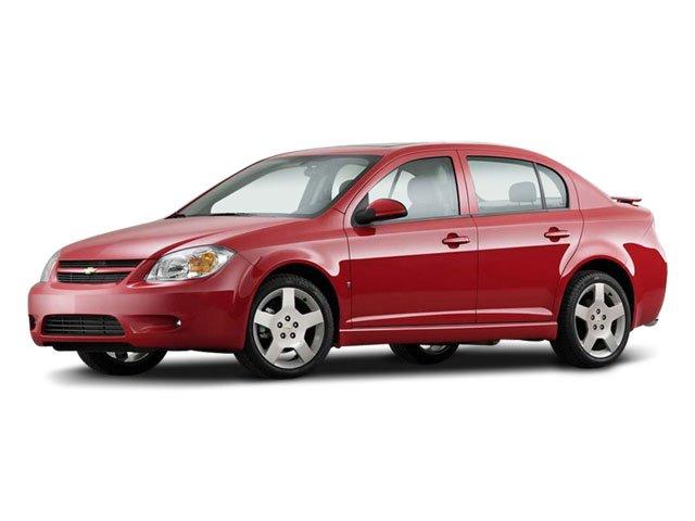 2009 Chevrolet Cobalt LS 4dr Sdn LS Gas 4-Cyl 2.2L/134.3 [6]