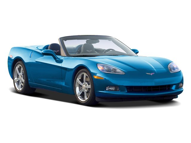 2009 Chevrolet Corvette w/3LT 2dr Conv w/3LT Gas V8 6.2L/378.3 [2]