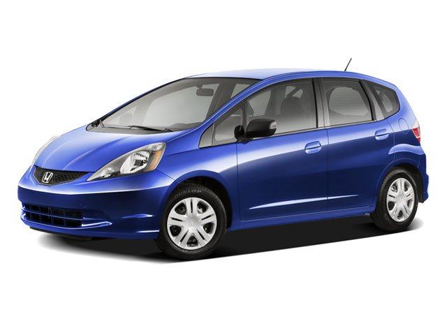 2009 Honda Fit Base 5dr HB Auto Gas I4 1.5L/91.4 [10]