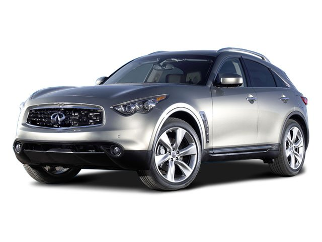 2009 INFINITI FX35 Base AWD 4dr Gas V6 3.5L/213 [19]