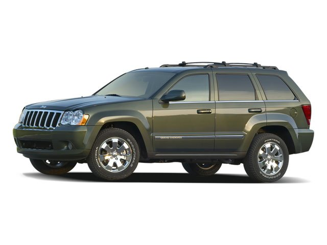 2009 Jeep Grand Cherokee Limited 47L V8 ENGINE 5-SPEED AUTOMATIC TRANSMISSION 28H CUSTOMER PREFE