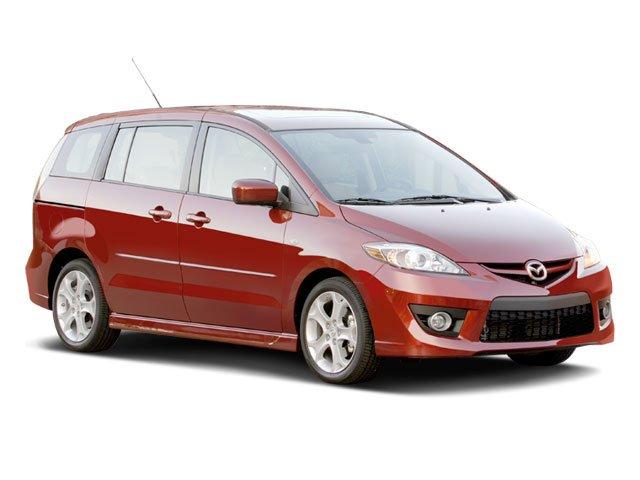 2009 Mazda Mazda5 Sport 4dr Wgn Auto Sport Gas I4 2.3L/138 [6]