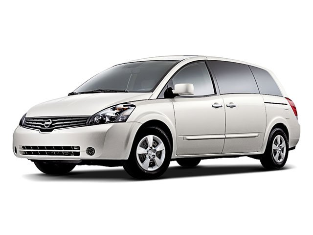 2009 Nissan Quest SL 4dr SL Gas V6 3.5L/ [1]