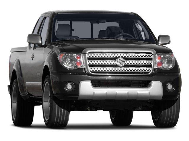 2009 Suzuki Equator Base 2WD Ext Cab I4 Man Gas I4 2.5L/ [7]
