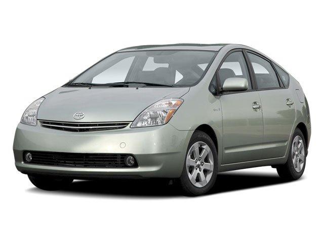 2009 Toyota Prius  Gas/Electric I4 1.5L/91 [5]