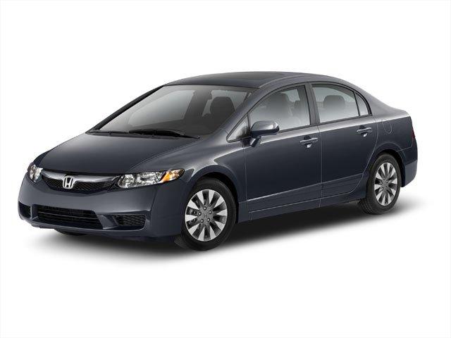 2010 Honda Civic Sdn EX  Gas I4 1.8L/110 [0]