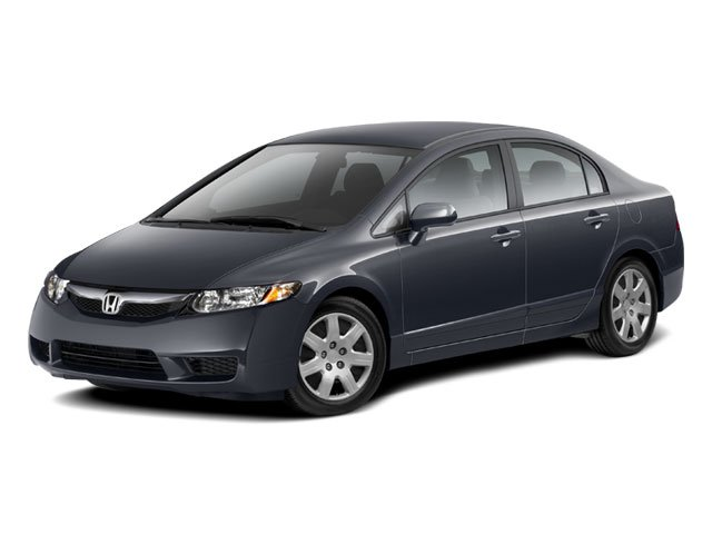 2010 Honda Civic LX 4dr Auto LX Gas I4 1.8L/110 [0]