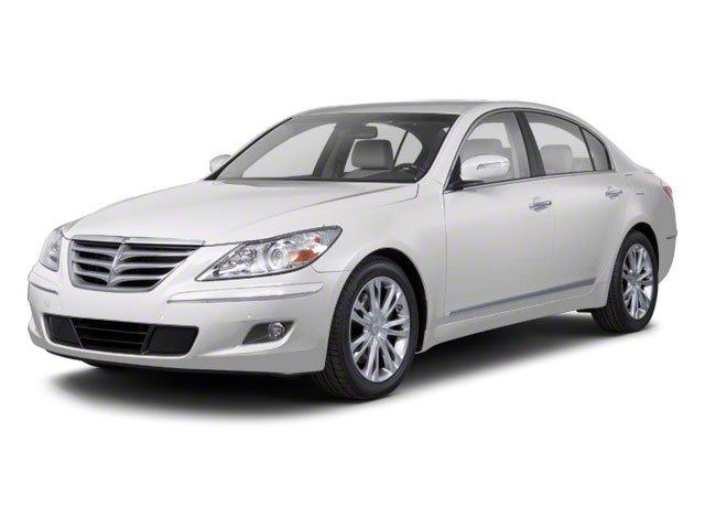 2010 Hyundai Genesis 46 Rear Wheel Drive Power Steering 4-Wheel Disc Brakes Aluminum Wheels Ti