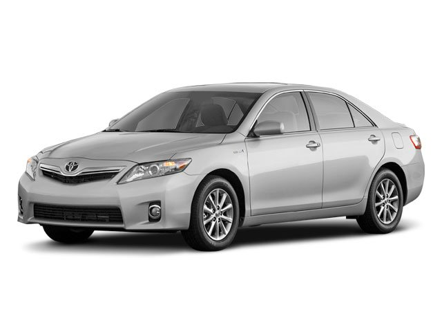 2010 TOYOTA CAMRY HYBRID 4dr Sdn Gas/Electric I4 2.4L/144 [12]
