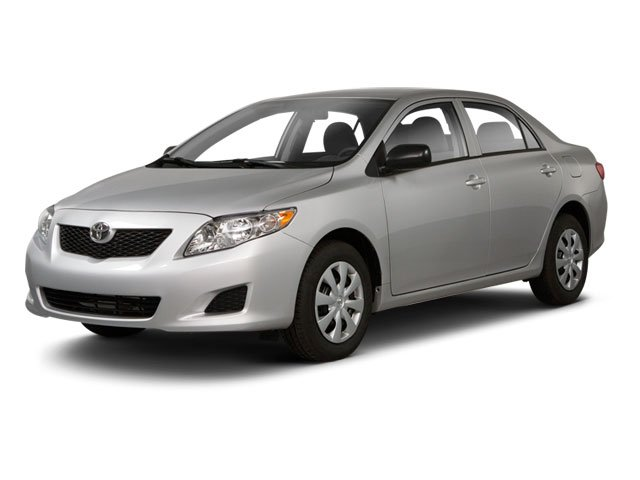 2010 Toyota Corolla  Gas I4 1.8L/110 [0]