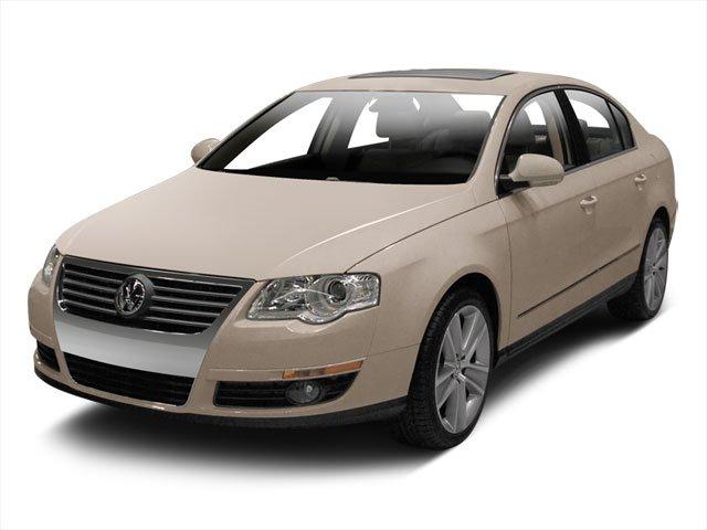2010 Volkswagen Passat Sedan Komfort 4dr DSG Komfort FWD PZEV Gas Turbocharged I4 2.0L/121 [2]